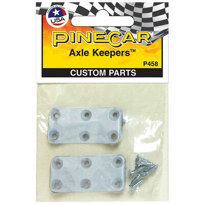 Pine Car Derby Custom Parts Axle Keepers P458