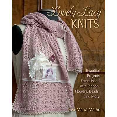 Stackpole Books Lovely Lacy Knits STB-14792