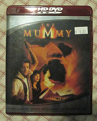 HD DVD The Mummy