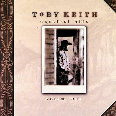 TOBY KEITH - Greatest Hits Vol.1 (CD 1998) USA Import EXC Volume One Best of