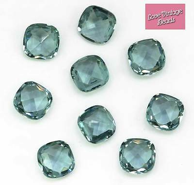 2 x Swarovski Crystal Passions 4461 Indian Sapphire UNFOILED 8mm Original Pack