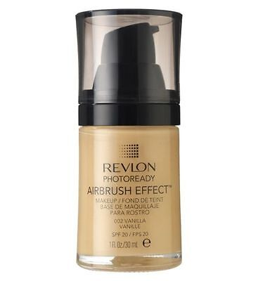 Revlon PhotoReady Airbrush Effect Makeup Foundation- Choose Your Shade