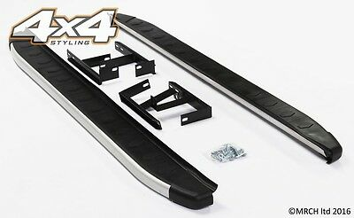 Ssangyong Rexton 2006 - 2013 Side Steps Running Boards Set
