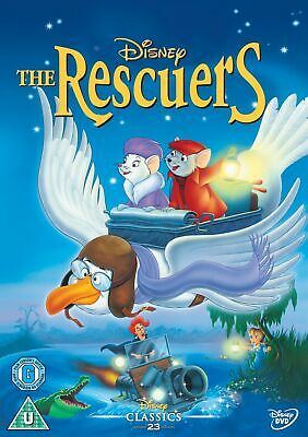 The Rescuers (Widescreen) [DVD]