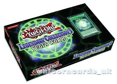 Yu-Gi-Oh! Legendary Collection 3: Yugi's World - 52 Cards and a Game Board!