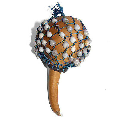 Shekere - Baby Calabash - African Percussion Instrument - Great with Djembes!