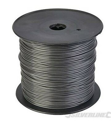 2.4mm x 262M Heavy Duty Nylon Strimmer Trimmer Line Brushcutter Cord Wire 245098