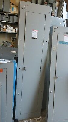 GE 100 Amp Main Breaker with Lighting Contactor and 34 Circuit Panelboard- E1201