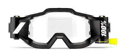 100% Goggle Roll Off Forecast Film System 51120-010-01