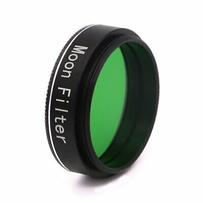 New 1.25'' Moon & Sky Glow Filter For Astronomy Telescope Skyglow Eyepiece