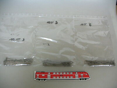 J591-0,5# 30x Märklin H0 Contact Wire Short Pieces,7014 for Overhead line,