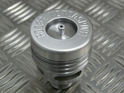 Collins Performance Roose Motorsport 25mm Universal Twin Piston Dump Valve Silve