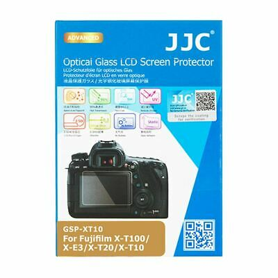 JJC GSP-XT10 Optical Glass LCD Screen Cover Protector for Fujifilm X-T10,X-T20
