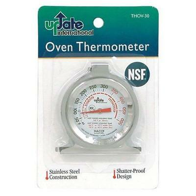 """Update International (THOV-30) 3"""" Oven Thermometer New"""