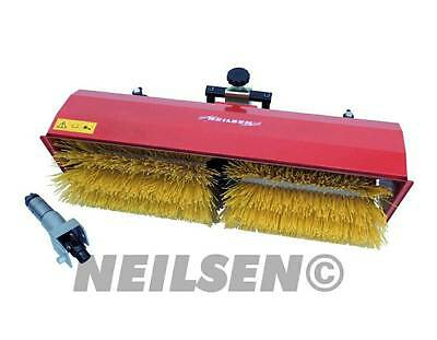 Neilsen Sweeper attchment for the 6.5hp power unit CT3324