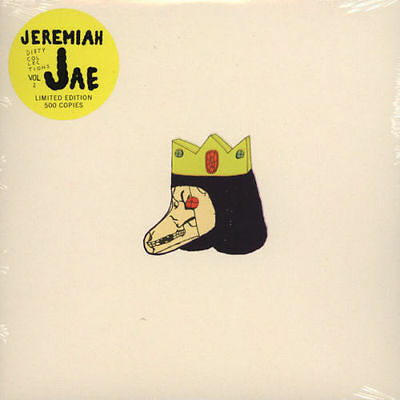 """Jeremiah Jae - Dirty Collections Vol. 2 - Sealed 7"""" Vinyl"""