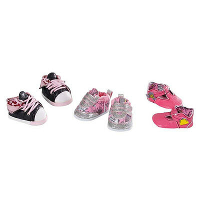 Baby Born Trendy Shoes (one pair supplied)