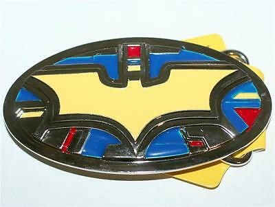 BATMAN The Dark Knight DC COMICS Superhero 3D Shield UNISEX METAL BELT  BUCKLE 2f8e8ea16ed
