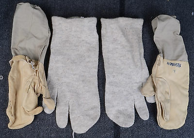 Canadian Army Winter Trigger Mitts / Gloves - Large - 289Hw