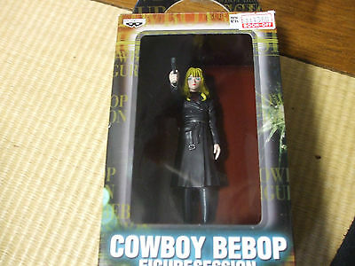 Cowboy Bebop Figure Session Julia Banpresto   used japan