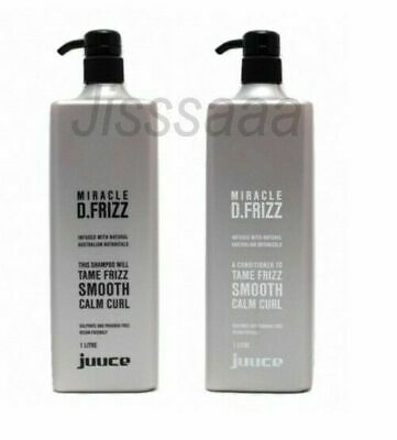 Juuce REHAB Shampoo & Conditioner 1L / 1000ml each + pumps Genuine JUUCE