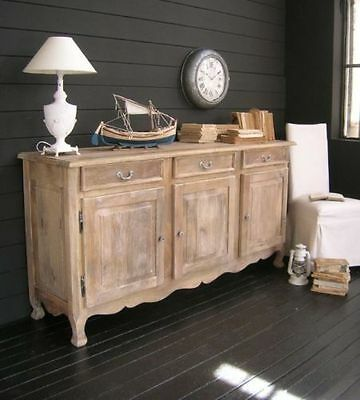Credenza madia design vintage shabby chic provenzale for Credenza industriale