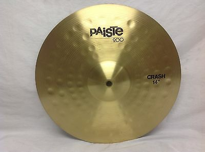"Paiste 200 Series 14"" Crash Cymbal/Vintage Cymbal/New With Warranty"