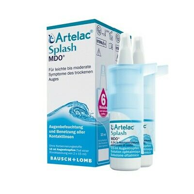 Artelac Splash MDO 2x 15ml