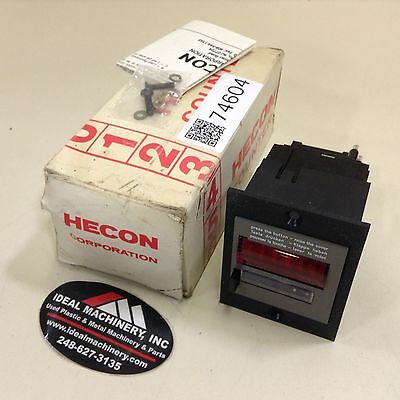 Hecon Corporation Counter G0422564 4 New #74604