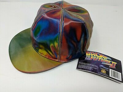 Marty McFly Licensed Color Changing Hat Cap Back to the Future *Authentic*