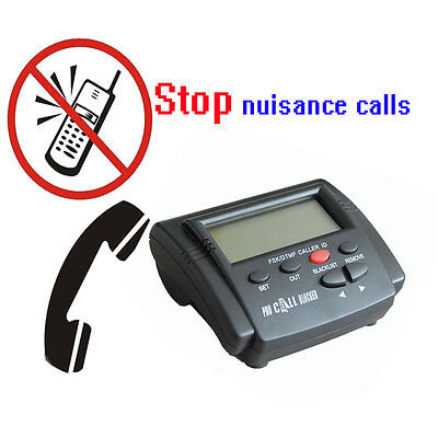 Best Incoming Call Blocker With Lcd Display, Block Up To 1,500 Scam Calls