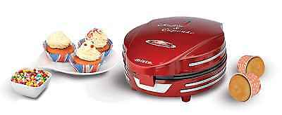 Ariete Macchina Per Muffin Cupcakes Piastra Antiaderente Party Time 188