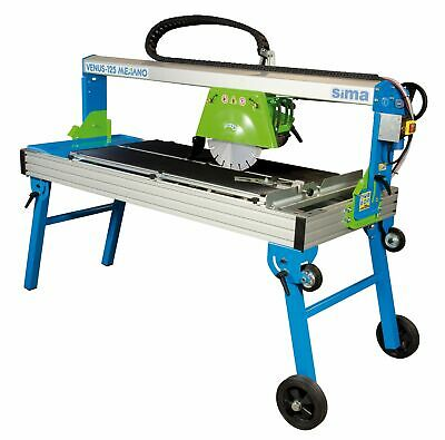 Sima Venus 1250mm / 350mm 14″ Bridge Masonry Saw / Slab saw – 110v