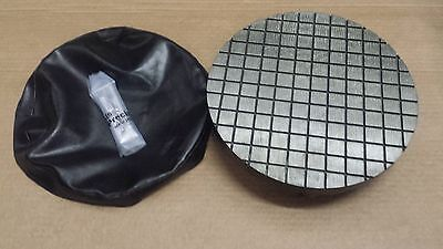 """(NEW) Cast Iron Lapping Plate 11.8"""" Diameter"""