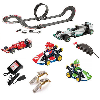 Carrera GO scalextric Replacement Spare parts peaces Mariokart Final Lap 1:43