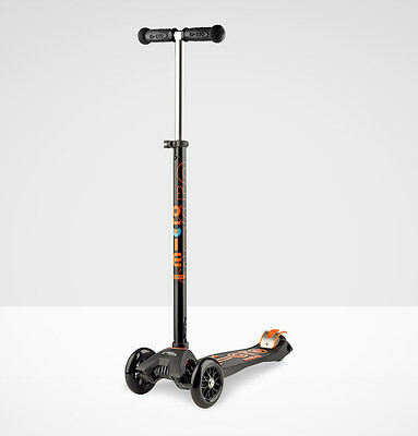 Maxi Micro Deluxe Scooter - Black