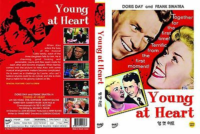 Young At Heart,1954 (DVD,All,Sealed,New) Gordon Douglas