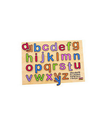 Brand New lower case Alphabet letters ,educational Wooden toy, Edu-fun