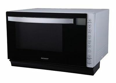 BRAND NEW Sharp R67B1W Conventional Microwave Oven 850W In White /1100W Grill