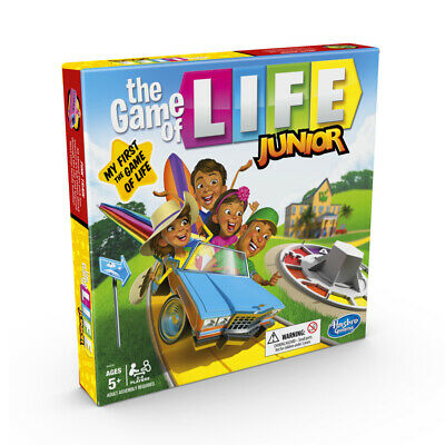 The Game Of Life Junior - NEW for 2017