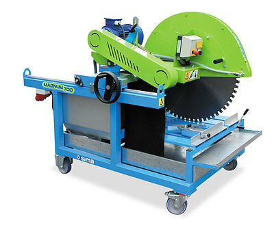 Sima Magnum 1000mm 40″ Block / Stone Saw – 415v