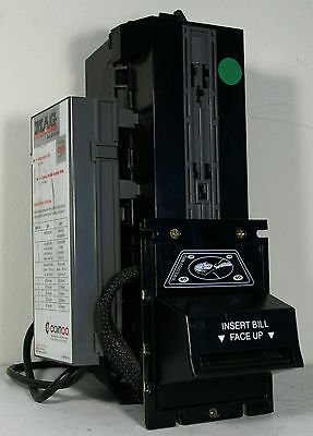 Coinco MAG50B  Dollar Bill Acceptor Validator MDB &  Pulse Accepts new $5 bills