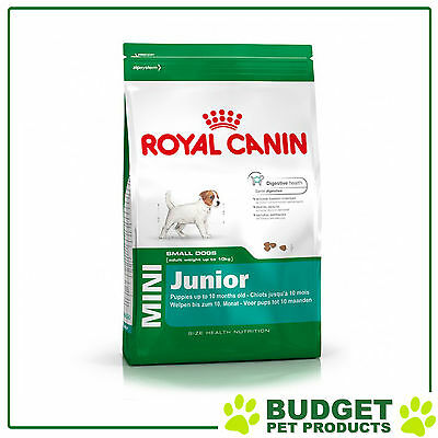 Royal Canin K9 Dry For Puppy/Junior Mini Dogs 2kg