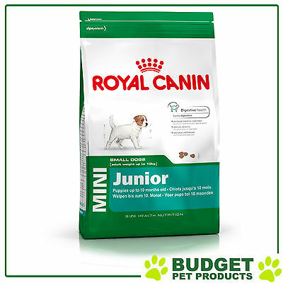 Royal Canin K9 Dry For Puppy/Junior Mini Dogs 8kg