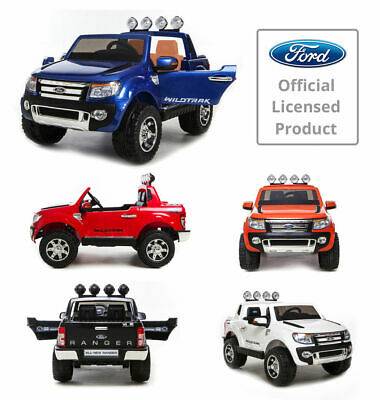 Ford Ranger Licensed Wild Track 12V Kids Ride On Jeep Remote Control Car / Cars