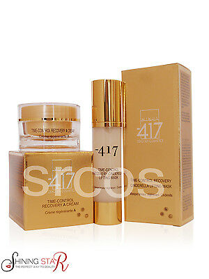 Minus 417 Dead Sea Time Control Recovery A Cream & Cinderella Lifting Mask