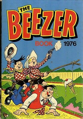 The Beezer Book Annual 1976 good condition Comic x