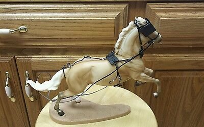 Breyer horse custom PSQ harness
