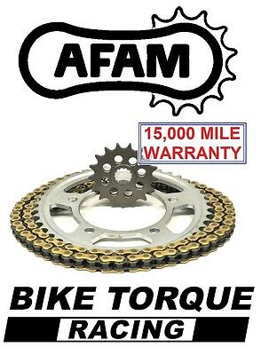 MV Agusta 1000 F4 05-07 AFAM Recommended Chain And Sprocket Kit