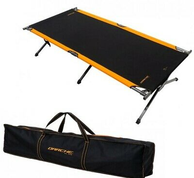NEW DESIGN Darche XL100 Strong Foldable Stretcher Bed Steel Frame - 100CM Wide